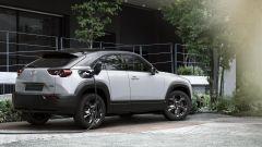 Mazda MX-30: in ricarica
