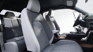 Mazda MX-30, interni