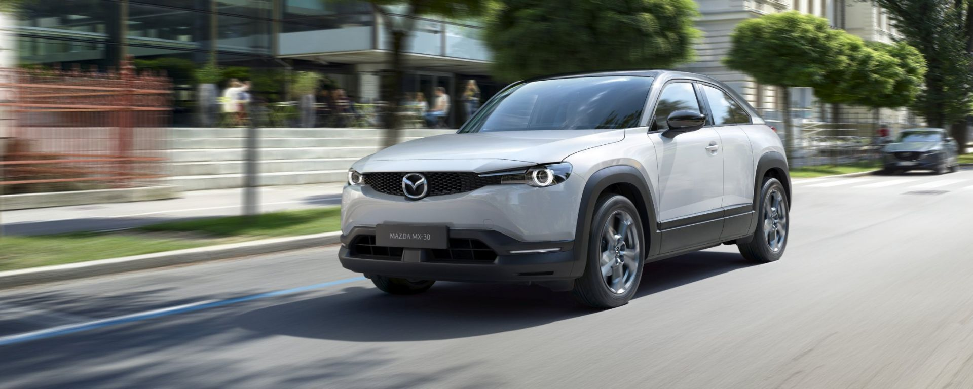 Mazda MX-30: la gamma completa