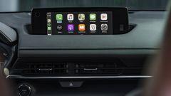 Mazda MX-30: l'infotainment da 8,8