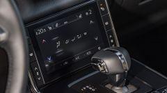 Mazda MX-30: lo schermo per il controllo del clima
