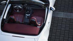 Mazda MX-5 100th Anniversary Edition: gli interni in pelle rossa