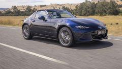 Mazda MX-5 2021: 3/4 anteriore