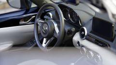Mazda MX-5 2021: interni