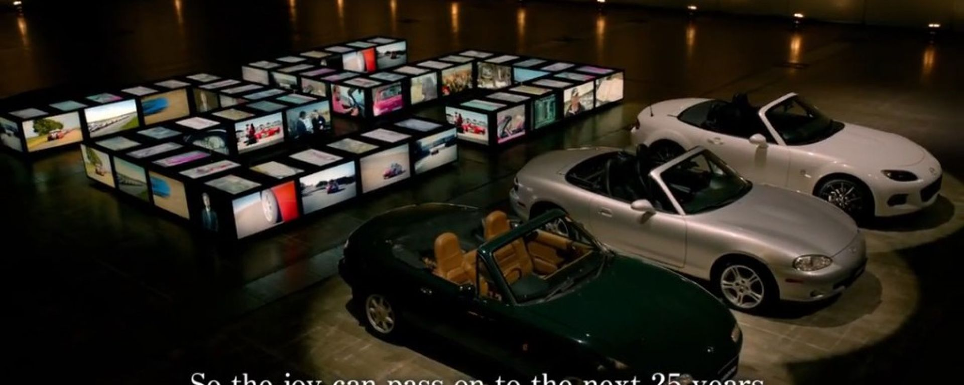 Mazda MX-5 25th Anniversary Movie