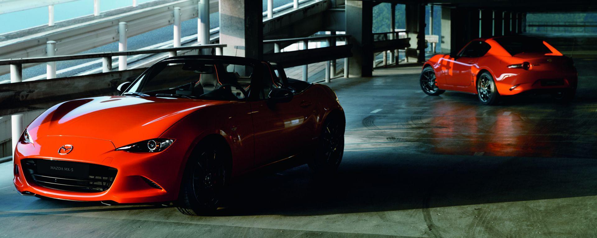 Mazda MX-5 30th Anniversary Edition 2019: prezzo ufficiale