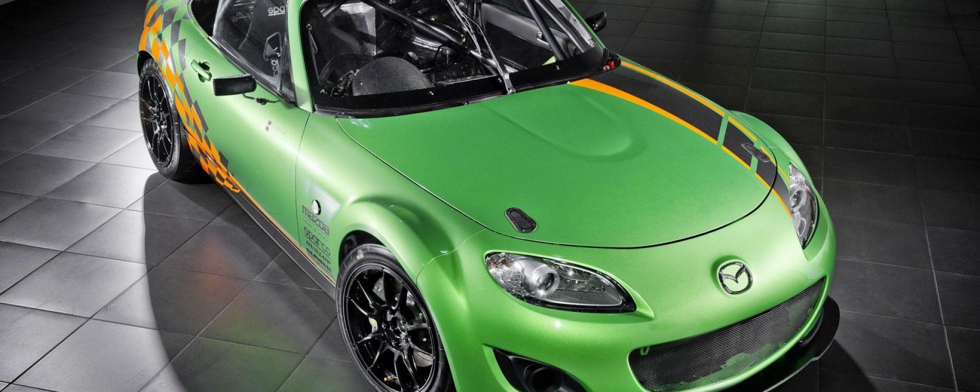 Mazda MX-5 GT, la più potente di sempre