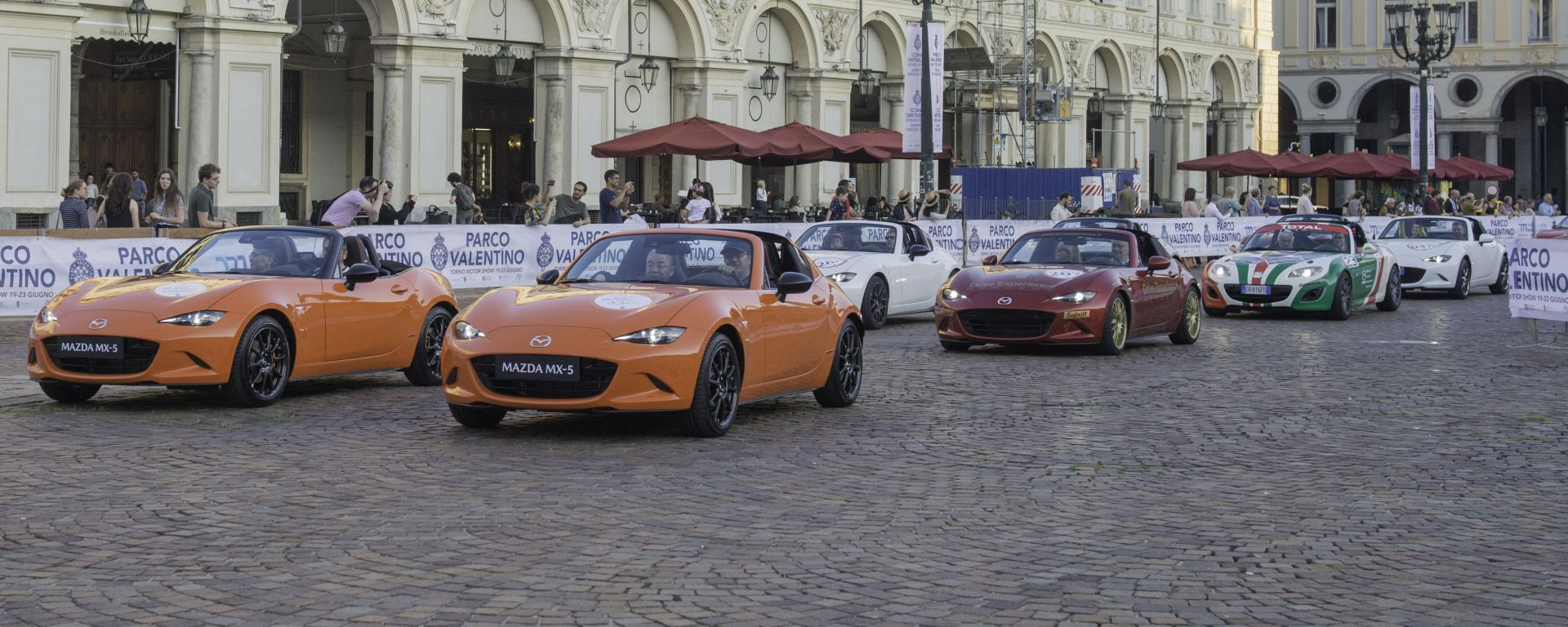 Mazda MX-5 ICON'S DAY 2019 - ND and RF 30th Anniversary