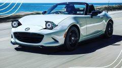 Mazda MX-5: il rendering di Andras Veres la rende quasi animata