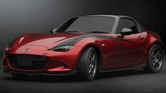 Mazda MX-5 ND 2019: Hard Top ufficiale Mazda con la concept - Immagine: 1