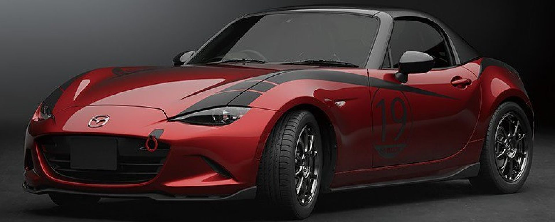mazda mx 5 nd 2019 hard top ufficiale mazda con la concept motorbox. Black Bedroom Furniture Sets. Home Design Ideas