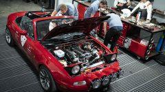 Mazda MX-5: nuovo record per i suoi 30 anni. La sfida  - Immagine: 3