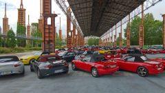 Mazda MX-5 - Parco Dora 2019 - raduno Torino - Parco del Valentino
