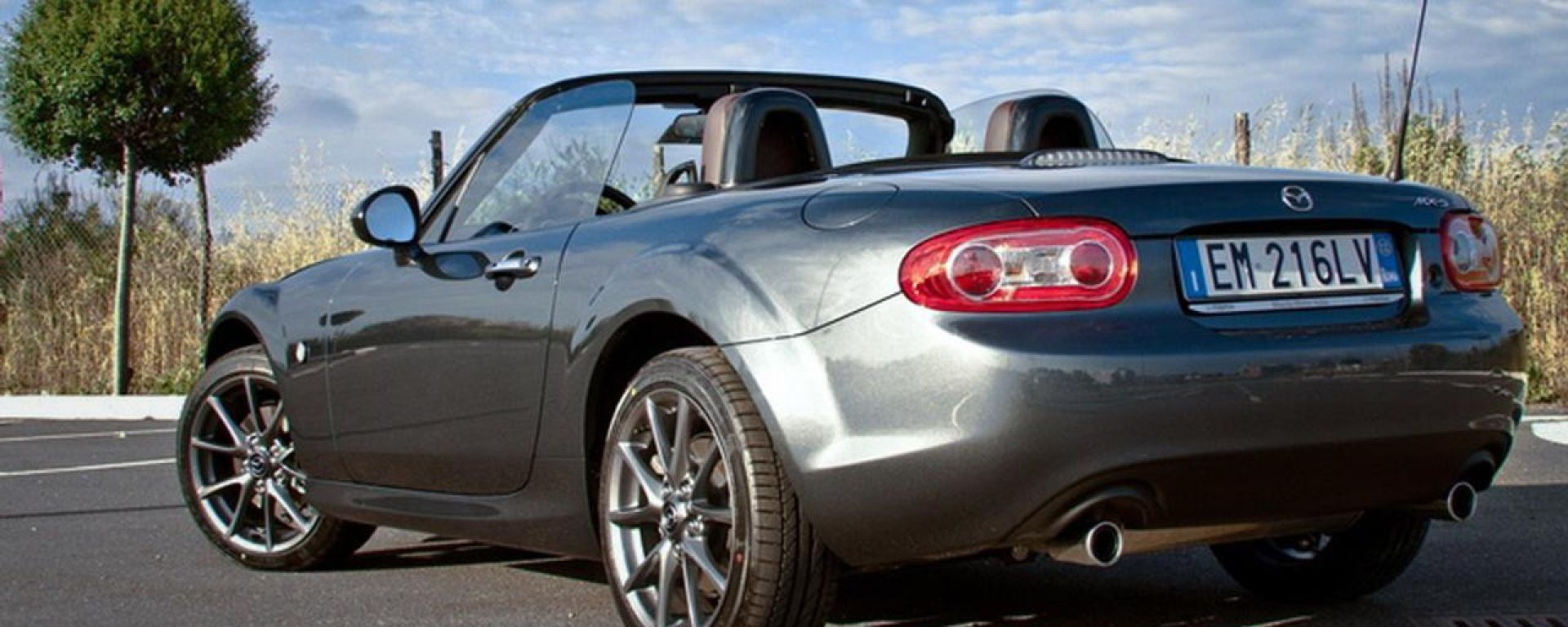 Mazda MX-5 Phoenix Reloaded