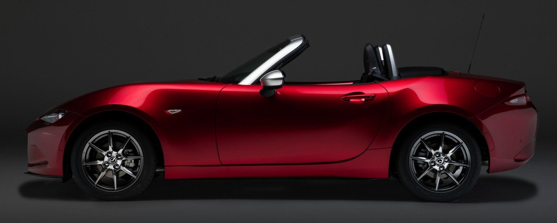Mazda MX-5 Pollini Heritage: la Limited Edition più fashion