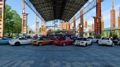 Mazda MX-5 - raduno Torino