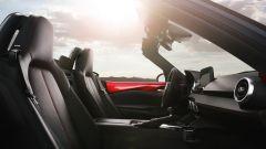 Mazda MX-5 RF 2019 vista sedili Recaro