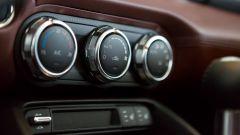 Mazda MX-5 RF: i comandi del climatizzatore