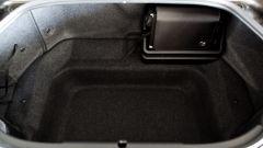 Mazda MX-5 RF: il bagagliaio