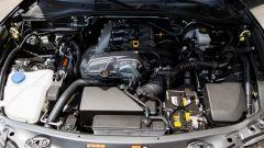 Mazda MX-5 RF: il vano motore