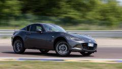 Mazda MX-5 RF: in prova all'Autodromo di Modena