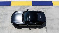 Mazda MX-5 RF: vista dall'alto