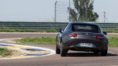 Mazda MX-5 RF: vista posteriore