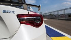Mazda MX-5 RF vs. Subaru BRZ 2017: il fanale Subaru