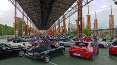 Mazda MX-5 - ritrovo Parco Dora Torino