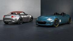 Mazda MX-5 Spyder e MX-5 Speedster - Immagine: 1