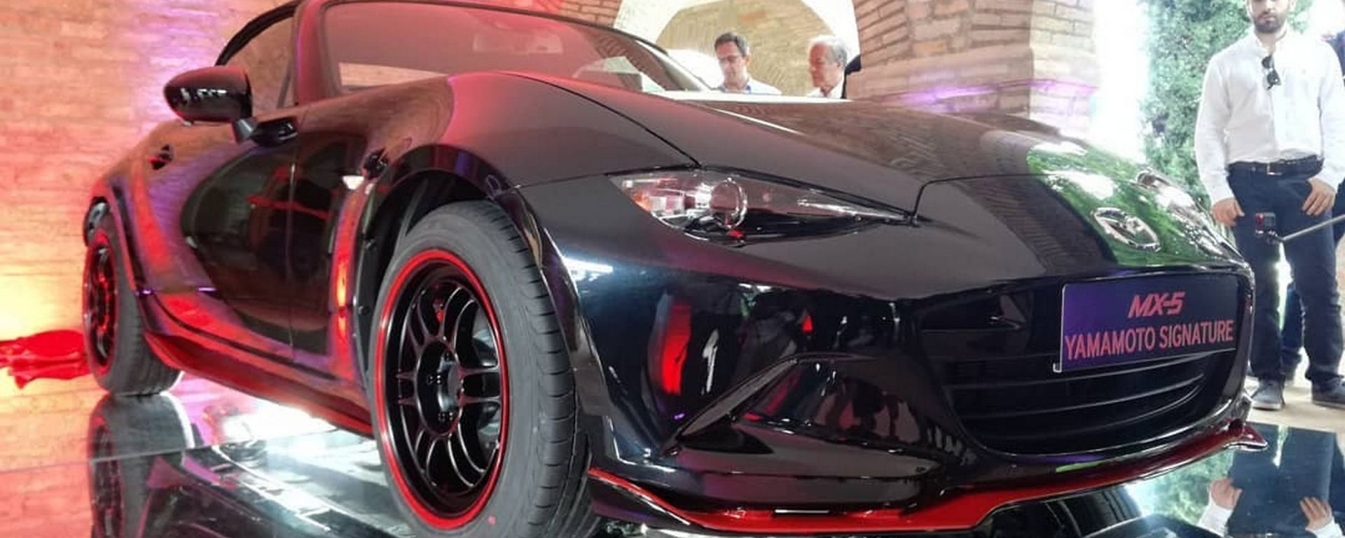 Mazda MX-5 Yamamoto Signature: design e sportività al potere
