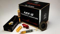 Mazda MX-5 Yamamoto Signature: design e sportività al potere - Immagine: 18