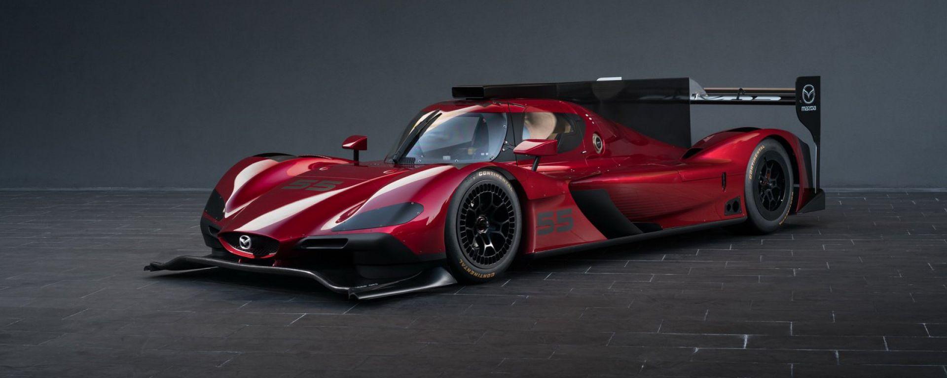 Mazda, possibile il ritorno alla 24 ore di Le Mans