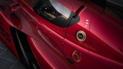 Mazda RT24-P DPi - Mazda Team Joest, dettaglio abitacolo