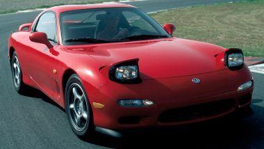 Mazda RX-7 FD: la prima con impianto audio Bose