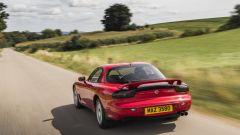 Mazda RX-7 III generazione: posteriore
