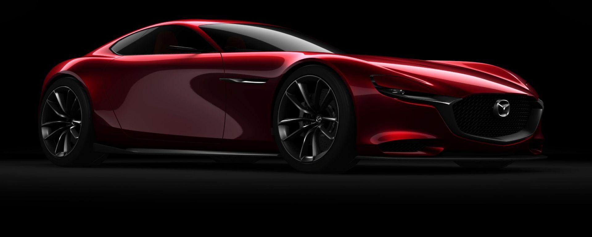 Mazda RX-9: debutto previsto nel 2020