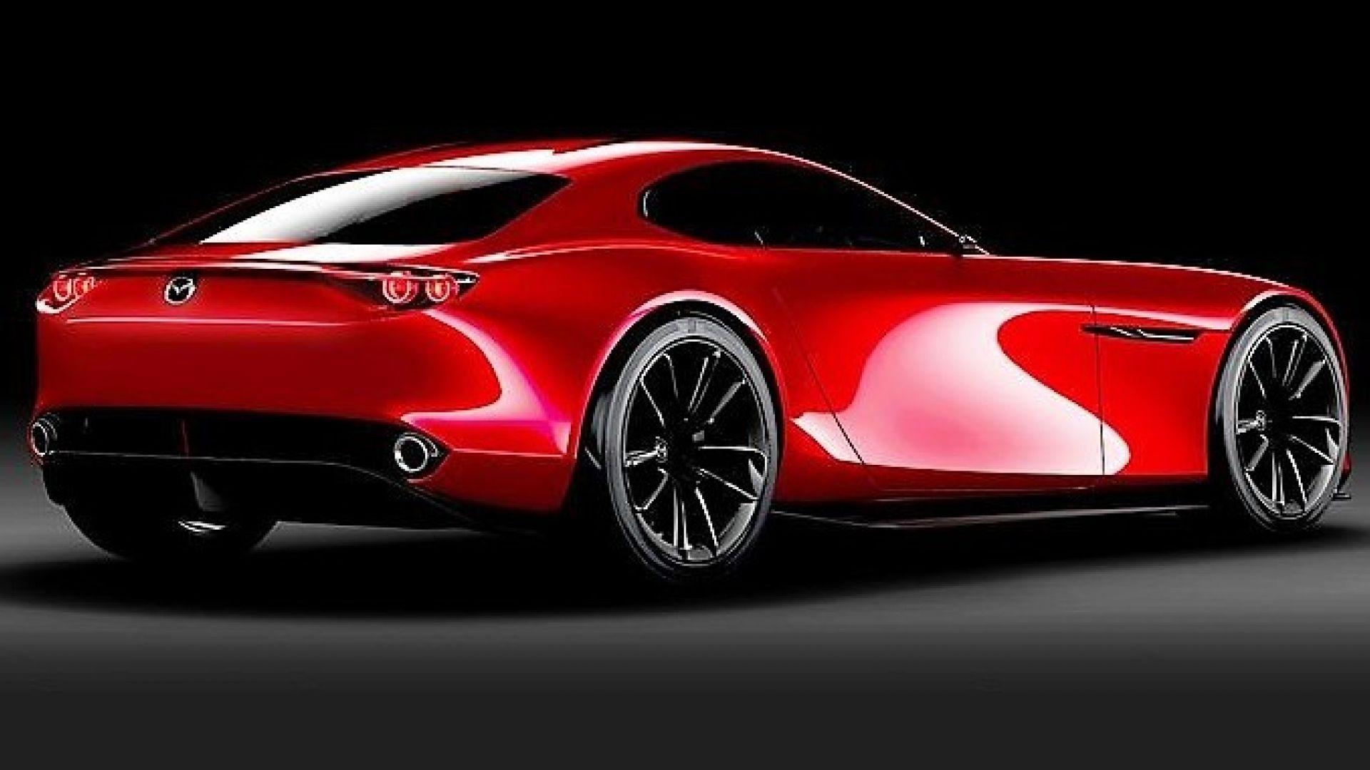 Mazda Rx 9 Wankel Al Salone Di Tokyo Caratteristiche E
