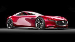 Mazda RX Vision Concept: vista 3/4 anteriore