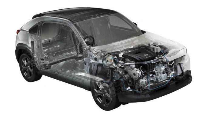 Mazda: sempre più modelli elettrificati nel futuro di Hiroshima