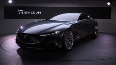 Mazda Vision Coupé, eleganza e movimento in una concept - Immagine: 2