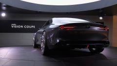 Mazda Vision Coupé, eleganza e movimento in una concept - Immagine: 3