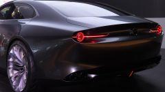 Mazda Vision Coupé, eleganza e movimento in una concept - Immagine: 4