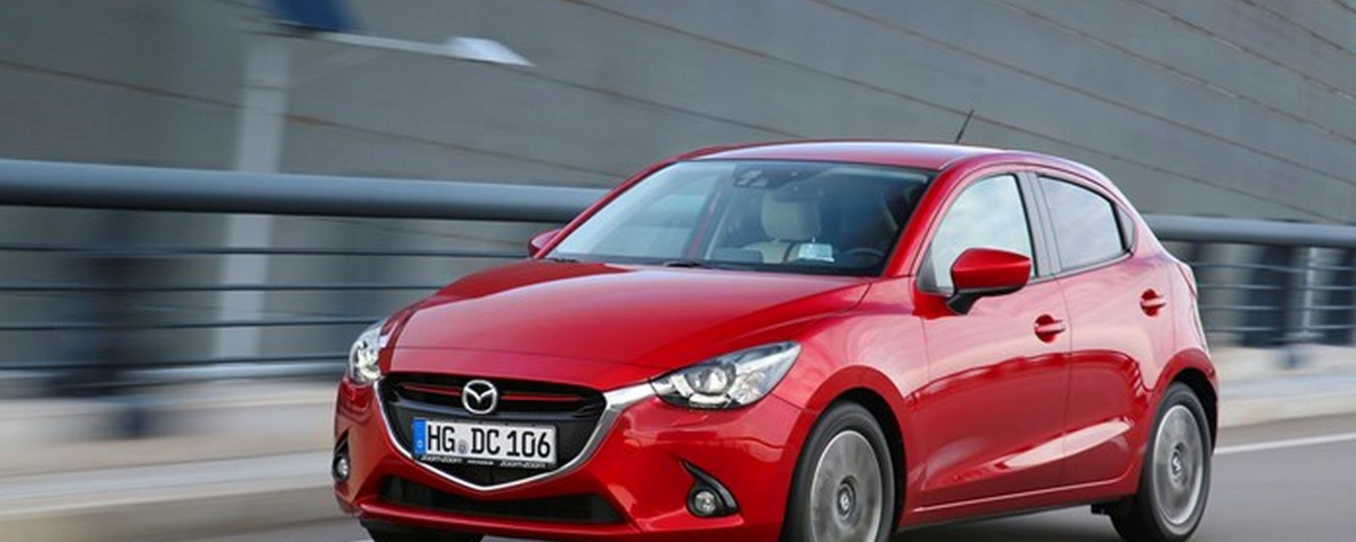 Mazda2 2018: motori Euro 6d TEMP su tutta la gamma