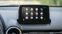 Mazda2 2020 vista schermo 7'' infotainment