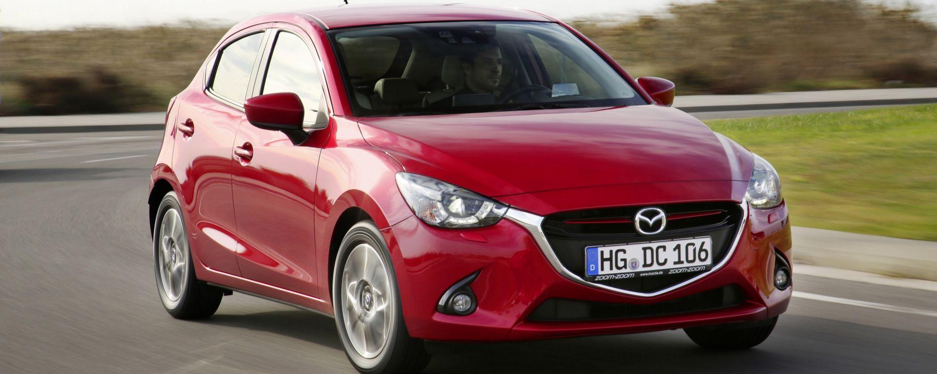 Mazda2 Diesel: domani è il Taste Drive Day