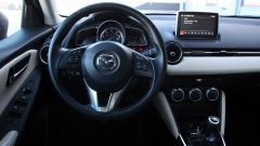 Mazda2, gli interni da piccola ammiraglia