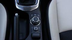 Mazda2, i comandi danno un feedback molto piacevole