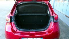 Mazda2, il bagagliaio da 280 litri