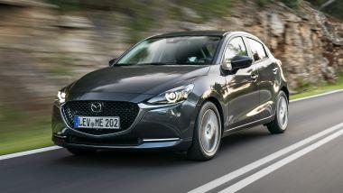 Mazda2: l'utilitaria giapponese